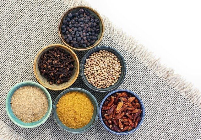 Herbs and Spices at Aastha Devotional